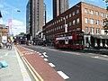 Buses in Waterloo Road - geograph.org.uk - 1956368.jpg