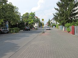Schwabstraße in Frankfurt am Main