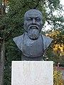 Bust of Ibrahim Abai Kunanbayev, 2018 Zugló.jpg