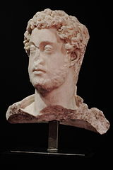 Bust of Commodus Ra 118