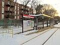Butler station facing west, January 2016.jpg