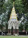 Buxton Memorial Fountain, Victoria Tower Gardens