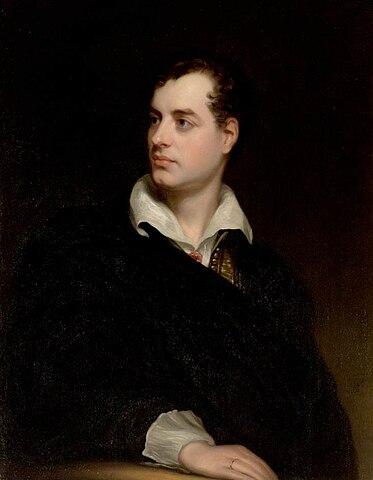 Последний портрет Байрона