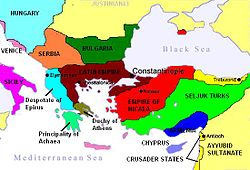 Byzantine (disambiguation) #