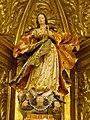 Cáceres - Catedral, interiores, Capilla del Santísimo Sacramento 5.jpg