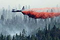 C-130 MAFFS sprays retardant over the Black Crater Fire.jpg