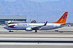 C-GTVG Sunwing Airlines 2007 Boeing 737-8Q8 C-N 30719 (7219902572).jpg