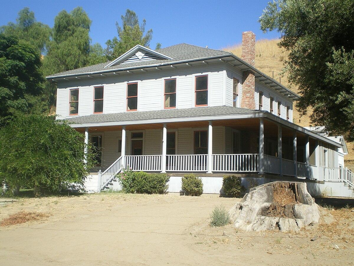 Santa Clarita Ca >> Mentryville, California - Wikipedia