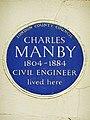 CHARLES MANBY 1804-1884 CIVIL ENGINEER lived here.jpg
