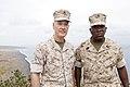CMC and SMMC at Iwo Jima 150321-M-SA716-335.jpg