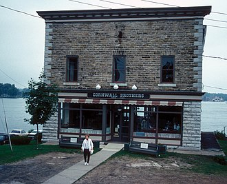 Cornwall Brothers' Store - Image: CORNWALL BROTHERS' STORE