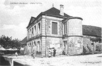 CP Coupray L'Hôtel de Ville.jpg