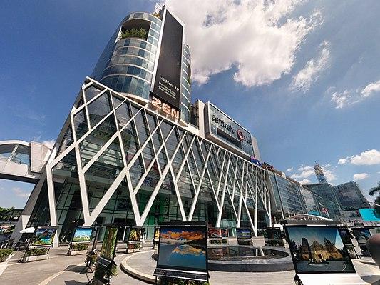 Centara Grand and Bangkok Convention Centre