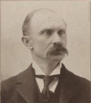 C. Harding Walker - Delegate Walker, 1897