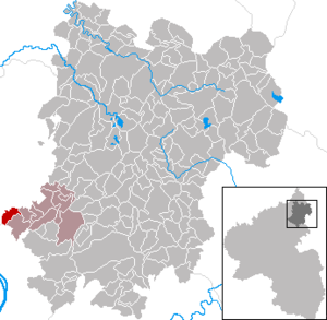 Caan, Germany - Image: Caan im Westerwaldkreis