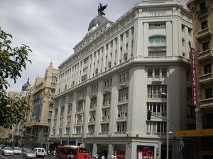 Edificio de PRISA. Madrid, Spain