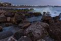 Caesarea coastal line (7948241122).jpg