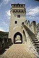 Cahors, Le Pont Valentré PM 30729.jpg