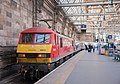 Caledonian Sleeper at Glasgow Central (geograph 4433220).jpg