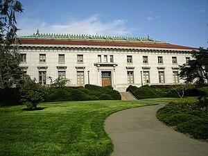 California Hall - California Hall in 2006