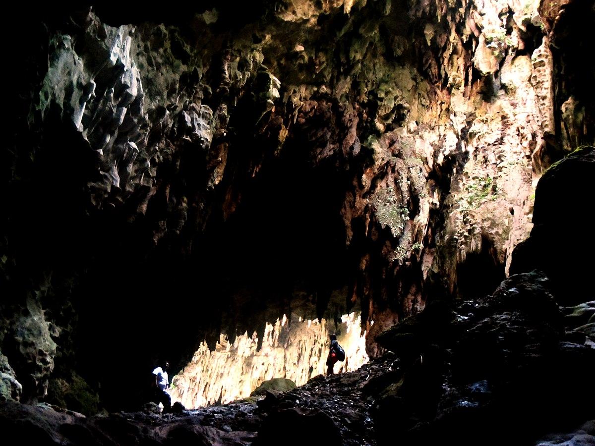 Callao Cave Wikipedia
