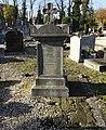 Cambrai - Cimetière de la Porte Notre-Dame, sépulture remarquable n° 24, tombes anciennes (03).JPG