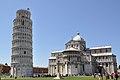 Campanile, Duomo, Piazza dei Miracoli, Pisa - panoramio.jpg