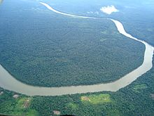 Amazon River In South America Map.Amazon Basin Wikipedia