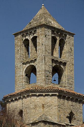 Sant Pere, Camprodon - Tower