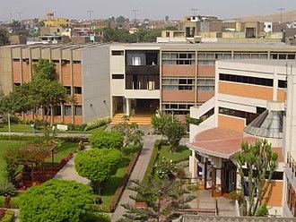 San Martín de Porres District - Cayetano Heredia University