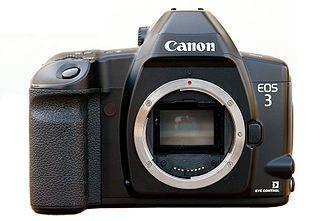 Canon EOS-3 - Image: Canon EOS 3