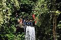 Canyoning Bali - Adventure & Spirit - 2 Kalimudah abseil champuan - Bali canyoning.JPG