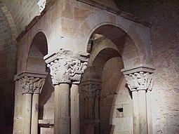 Capiteles del Monasterio de San Juan de Duero II.jpg
