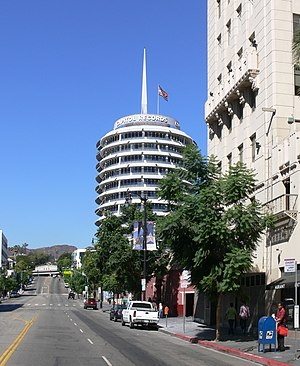 Capitol Music Group - The Capitol Music Group's headquarters are located at the Capitol Records Building in Hollywood.