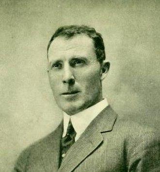Last voyage of the Karluk - Captain Robert Bartlett, who commanded Karluk's last voyage
