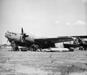 Captured French Martin 167F at Aleppo 1941