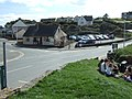 Car park in Broad Haven - geograph.org.uk - 1538421.jpg
