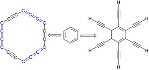 Carbo-mer - Image: Carbo benzene