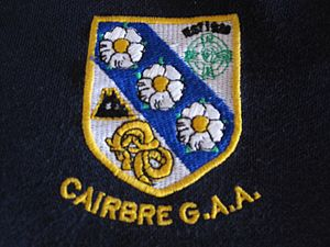 Carbury - Carbury GAA Stitched Patch