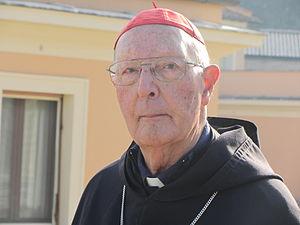 Prosper Grech - Cardinal Grech in 2014