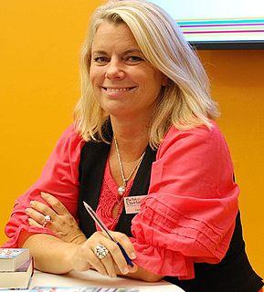 Carin Hjulström Swedish television presenter