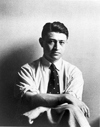 Carl Mydans - Carl Mydans in 1935