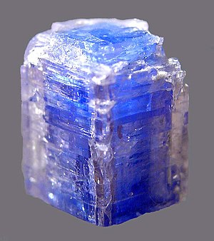 Mont Saint-Hilaire - Carletonite crystal from Poudrette Quarry, Mont Saint-Hilaire, its type locality.