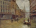 Carlo Brancaccio Flood in Paris 1910.jpg