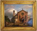 Carlo canella, veduta della chiesa di santa maria della pace in milano, 1852-55.JPG