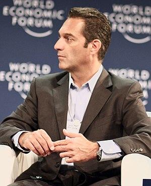 Carlos Slim Domit - Image: Carlos Slim Domit World Economic Forum on Latin America 2012