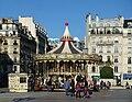 Carrousel of the City Hall of Paris, 11 November 2016.jpg