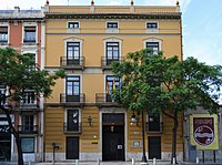 Casa Benlliure de València, façana.JPG
