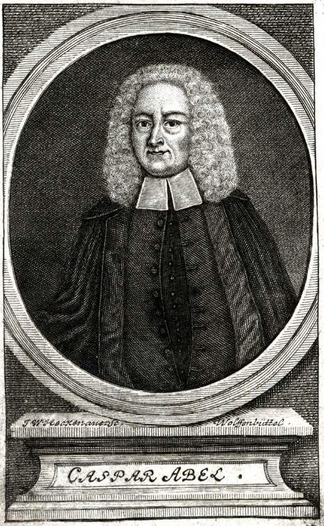 Caspar Abel