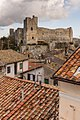 Castel San Pietro Romano Rocca colonna.jpg